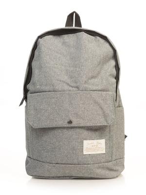 Рюкзак серый | 4826098