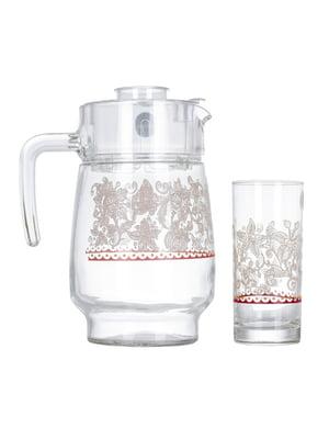 Набор питьевой (7 предметов) | 4871194
