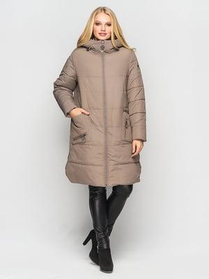 Пальто бежевое | 4872277
