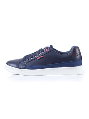 Кроссовки синие | 4654569