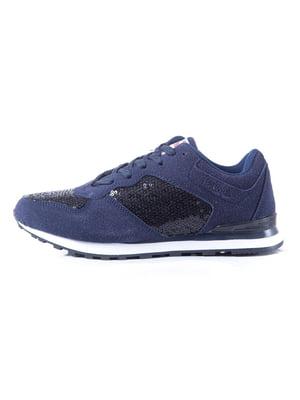 Кроссовки синие | 4664654