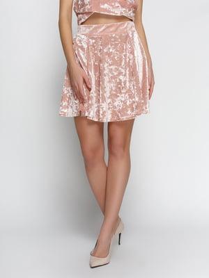 Юбка розовая | 3862111