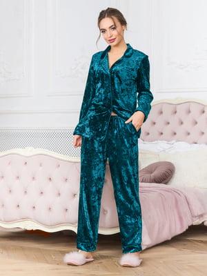 Піжама: сорочка і штани   4872611
