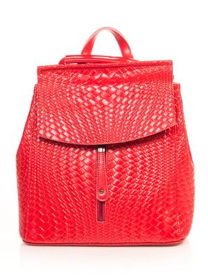 Рюкзак красный   4872378