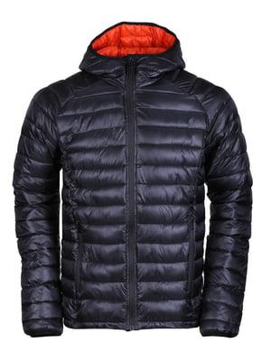 Куртка чорна | 4816239