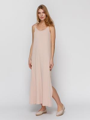 Сукня бежева | 3927242
