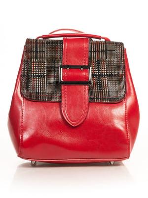 Рюкзак красный   4872379