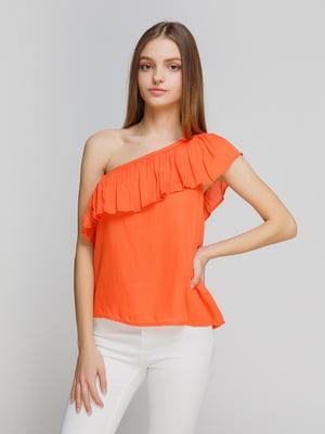 Блуза оранжевая   4626757