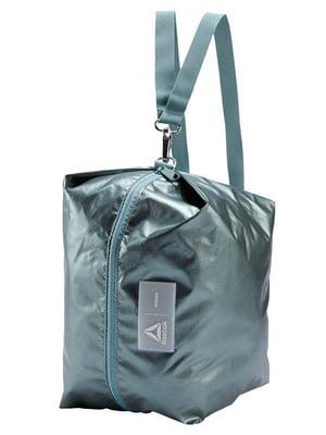 Сумка-рюкзак зеленая | 4842860