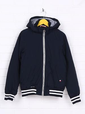 Куртка синя | 4657559
