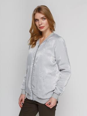 Куртка серая | 3781460