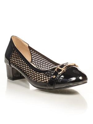 Туфлі чорні | 4874289