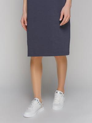 Кроссовки бело-серебристые | 4872553