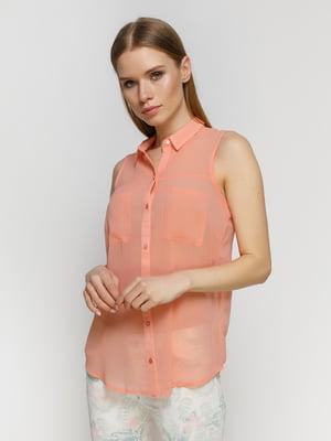Рубашка розовая | 3791511