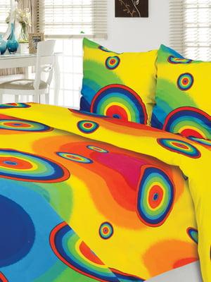 Комплект постельного белья семейный | 4874919