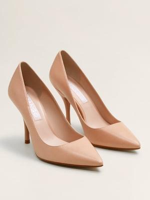 Туфлі бежеві | 4866955