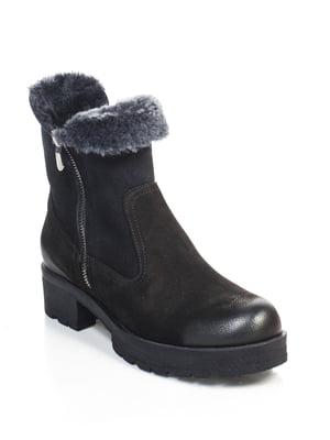 Ботинки черные | 4809290