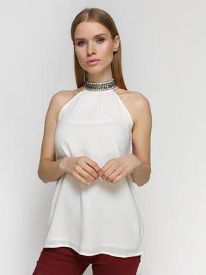 Блуза белая | 4629574