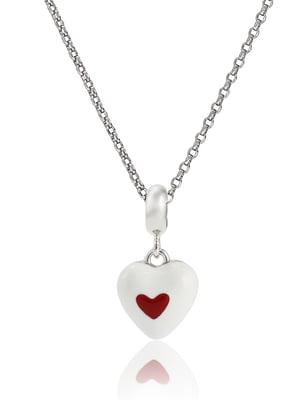 Подвеска «Сердце в сердечке» | 4875676