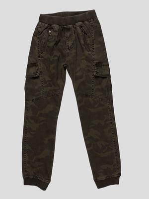 Штани камуфляжного забарвлення | 4866569