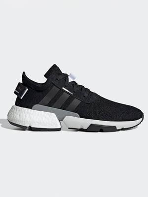 Кроссовки черные | 4861660