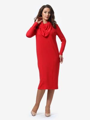 Сукня червона | 4876926
