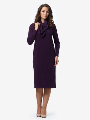 Платье фиолетовое | 4876927