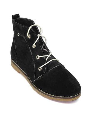 Ботинки черные | 4838928