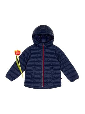 Куртка синя | 4864962