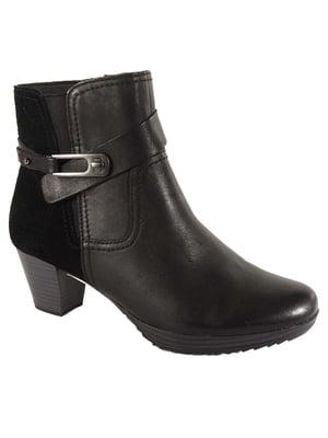 Ботинки черные | 4877799