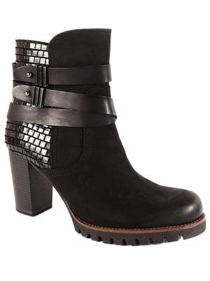 Ботинки черные | 4877801