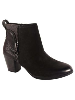 Ботинки черные | 4877802