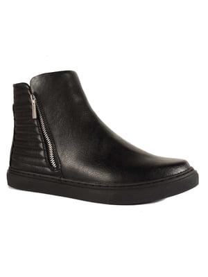 Ботинки черные | 4877803