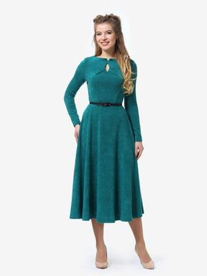 Сукня бірюзова | 4878408