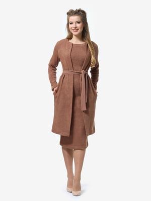 Костюм: кардиган і сукня | 4878415