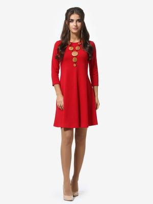 Сукня червона   4878668