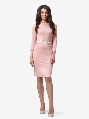 Платье пудрового цвета   4878680