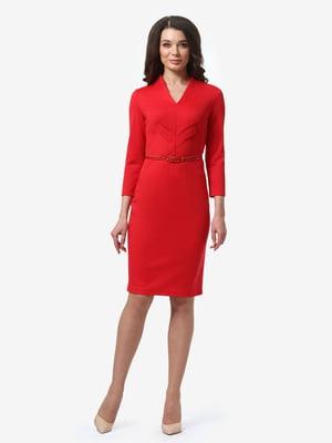 Сукня червона | 4878683