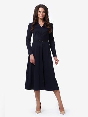 Сукня темно-синя | 4878693