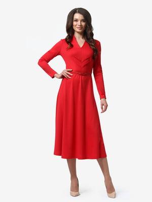 Сукня червона | 4878697