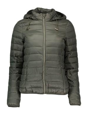 Куртка цвета хаки | 4874478