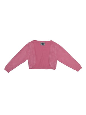 Болеро розовое | 4879748