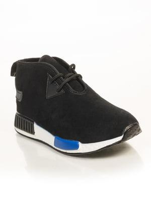 Кроссовки черные | 4879738