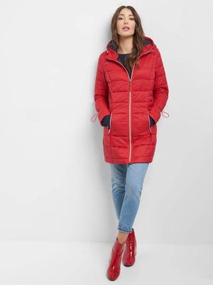 Куртка красная | 4876459