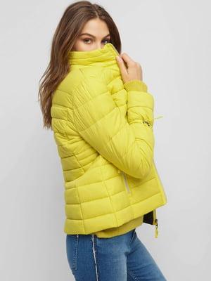 Куртка желтая | 4876461