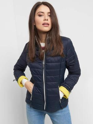 Куртка синяя | 4876462