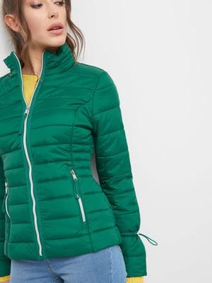 Куртка зелена | 4876463