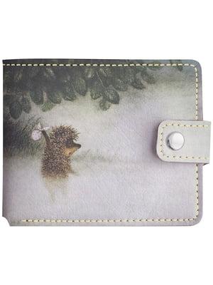 Бумажник с принтом   4881250