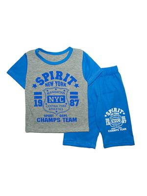 Комплект: футболка і шорти | 4879875