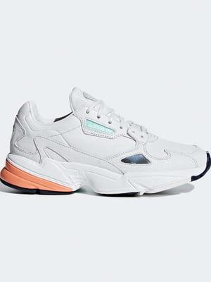 Кроссовки белые | 4879304